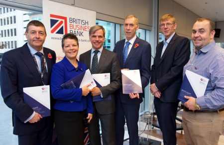 British Business Bank launches Spotlight report highlighting the opportunities for high-growth and ambitious businesses in the Northern Powerhouse area
