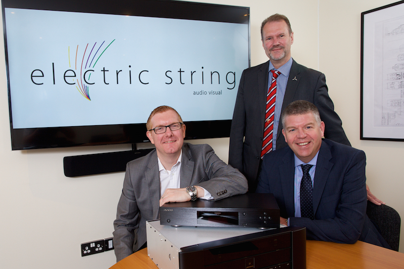 NPIF funding helps audio-visual firm to turn up the volume