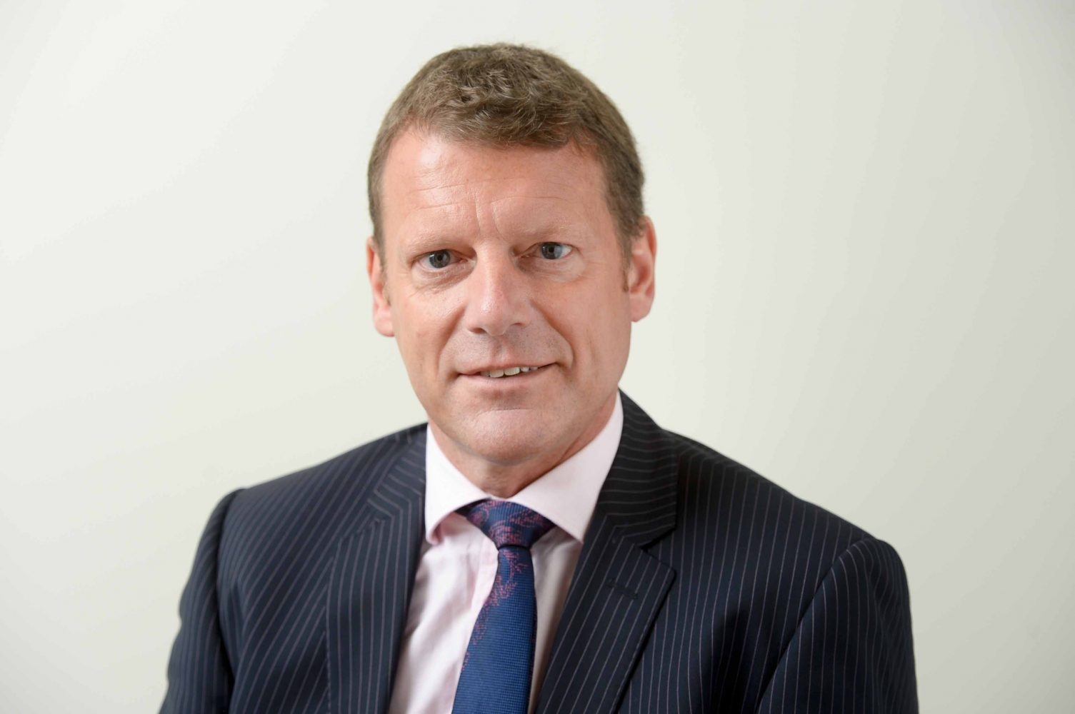 A headshot of Paul Taberner the Investment Director at Enterprise Ventures