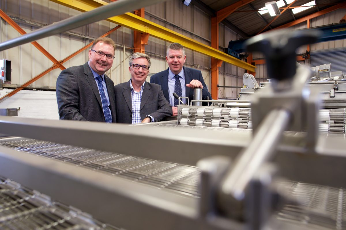 NPIF completes investment in engineering firm