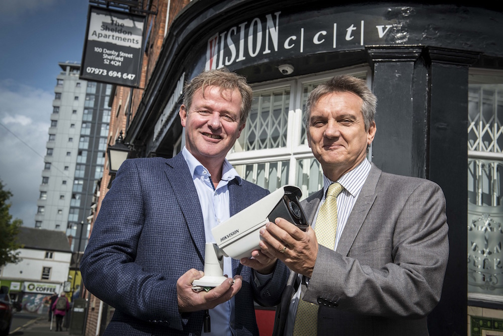 CCTV firm secures £150k to pursue its vision for growth from Northern Powerhouse Investment Fund