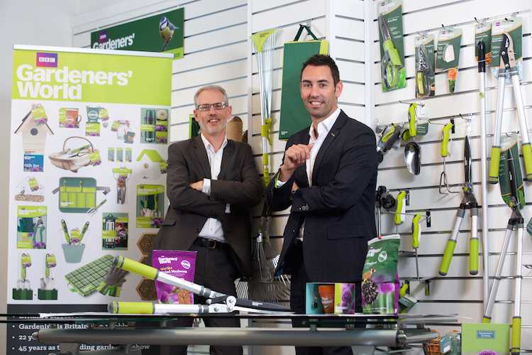 Home and garden firm set for further growth after winning BBC Gardeners' World supply contract