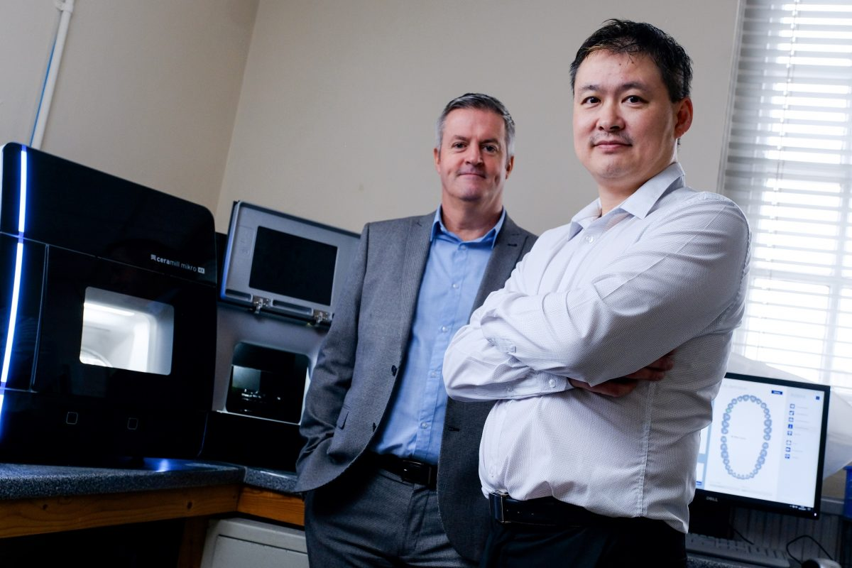 Greater Manchester Dental Laboratory secures funding from NPIF