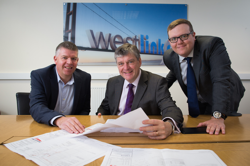 Construction firm set to build its business with £100k funding