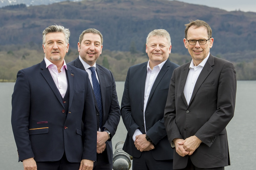 Maven and NPIF support growth of Cumbria-based technology company Coeus Software Ltd