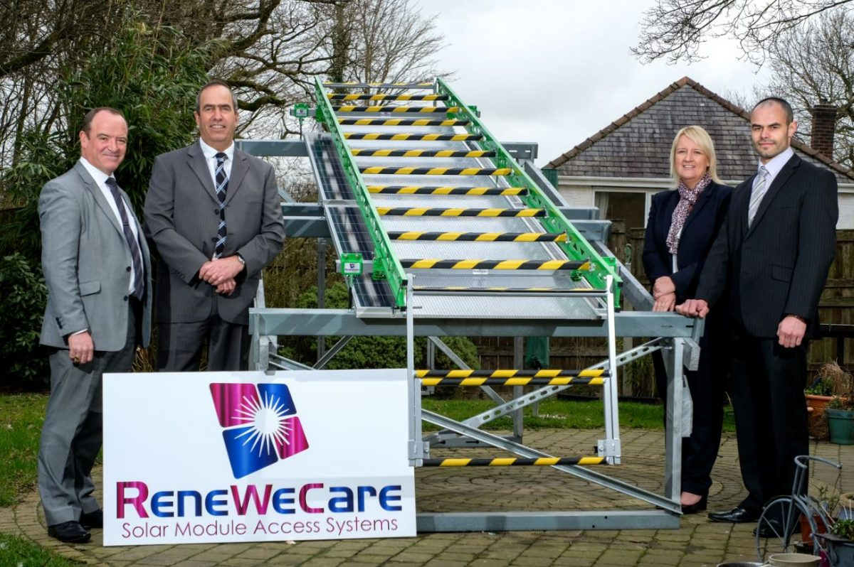Lancashire based renewable energy business secures £100k NPIF funding