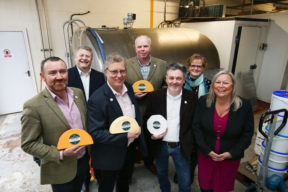£250,000 loan for Cumbrian artisan cheese maker