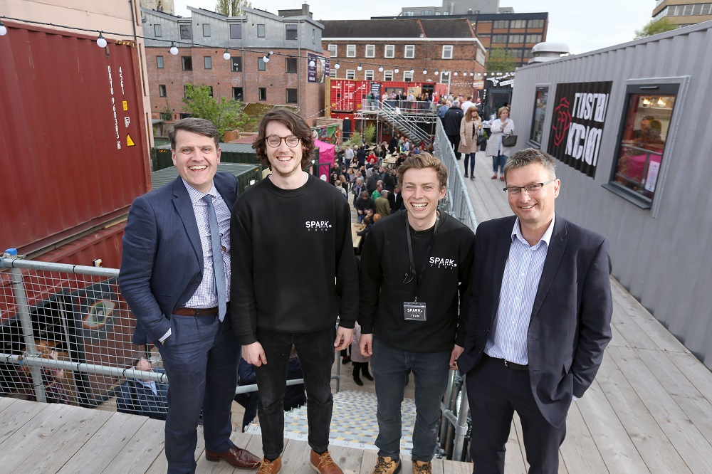 Triple investment from BEF brings new Spark to York