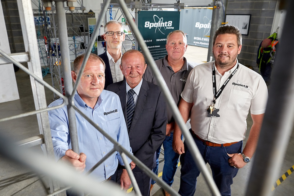 £500k Northern Powerhouse loan helps engineers fulfil a tall order!