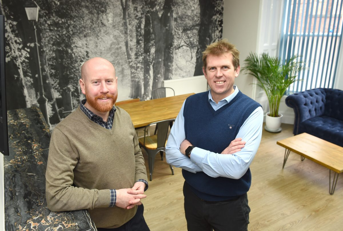 Preston tech firm to double turnover with £50k funding injection