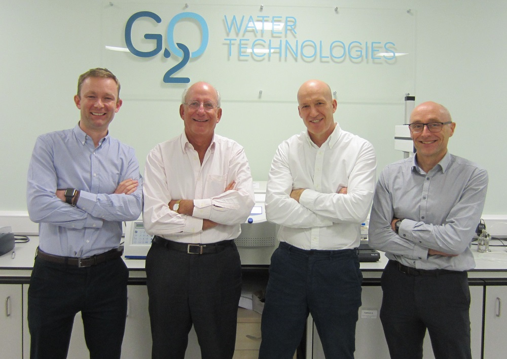 Maven leads £1m investment in water technologies business G2O