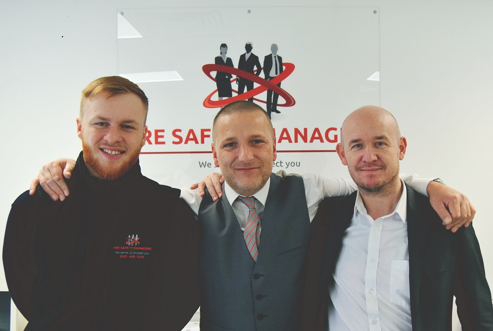 House fire survivor secures funding to grow Chester based fire safety business