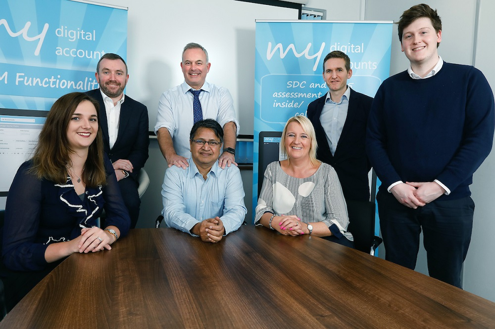 NPIF invests £1.25m to help Cheshire-based accounting software company to double its headcount