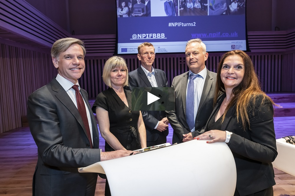 Celebrating two years of the Northern Powerhouse Investment Fund – Video