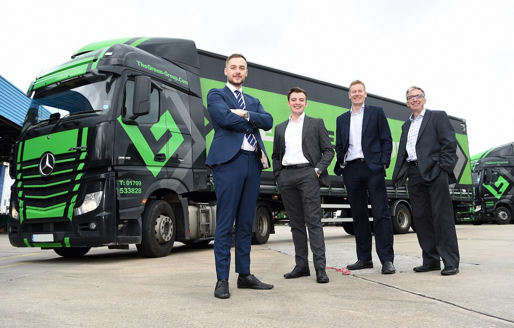 Haulage recruitment firm is driving ahead with £350k investment