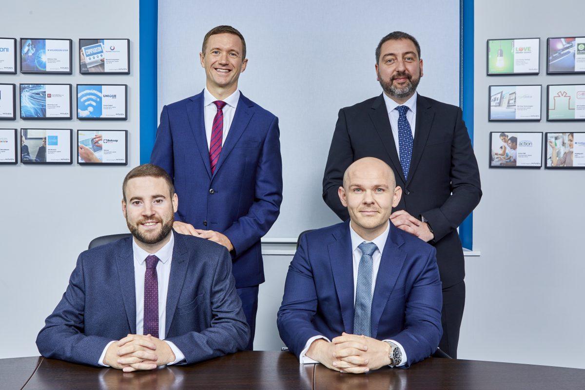 Maven makes two new hires as NPIF – Maven Equity Finance surpasses its £25 million milestone