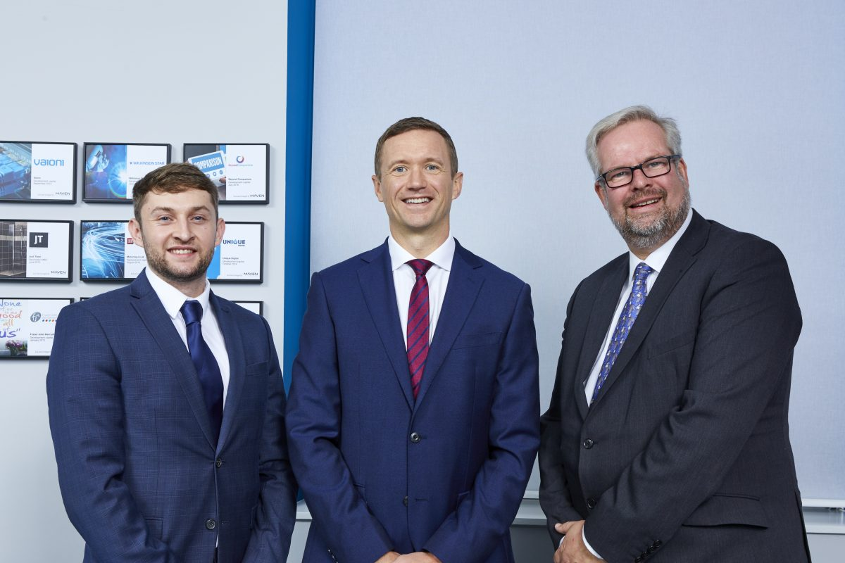 Maven makes two new hires to portfolio team as it surpasses over 40 SMEs supported  with NPIF investment