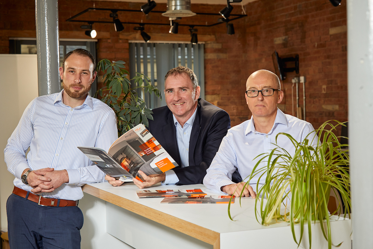 £500k loan helps bridge the gap for fast-growing furniture and fit-out firm