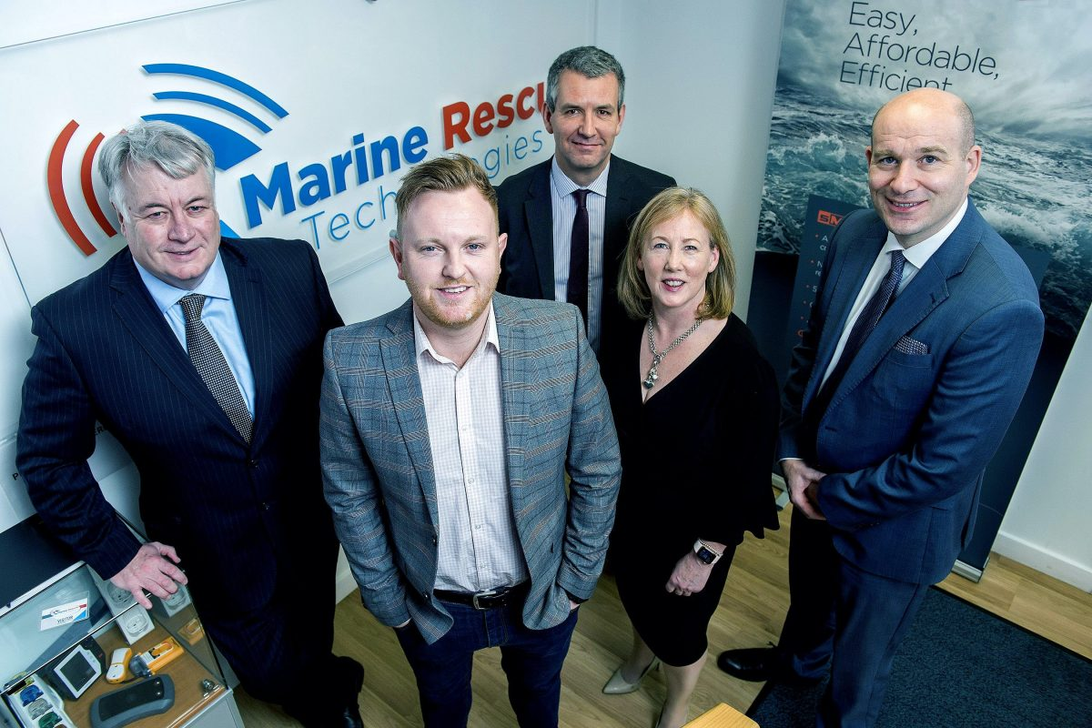 Marine Rescue Technologies Limited secures six-figure NPIF – FW Capital Investment