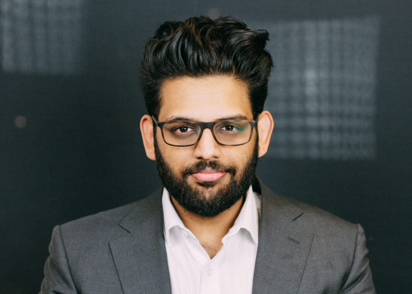 Lyric Jain, CEO of Logically